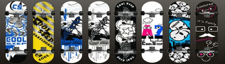 滑板初学者用什么板