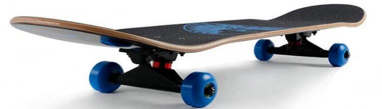 小孩玩滑板对身体怎么样