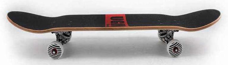 中文字幕滑板动作教学 Frontside 180