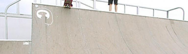 玩滑板心态很重要